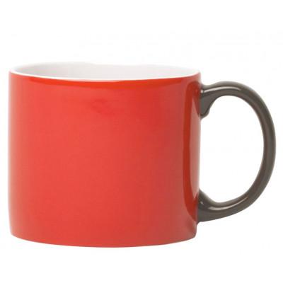 My Mug Red, anthracite handle