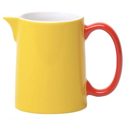 My Milk Jug yellow, red handle