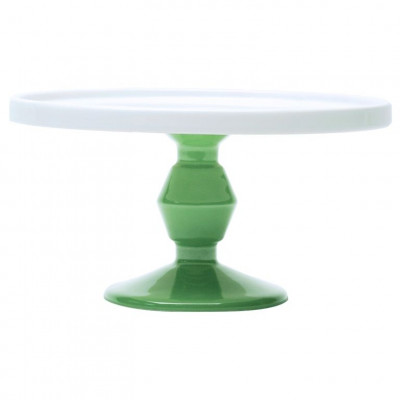 Cake Stand Mini Green