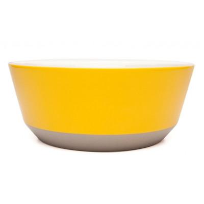My Bowl XL Yellow, Grey