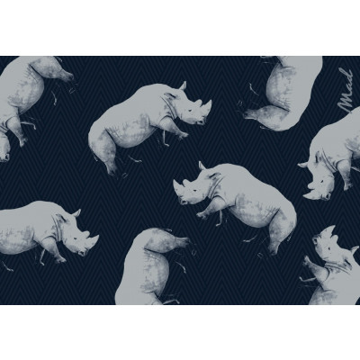 Fußmatte Jeremy Scraper | 50 x 75 cm