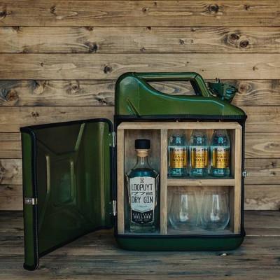 Jerrycan Gin Bar | Grün