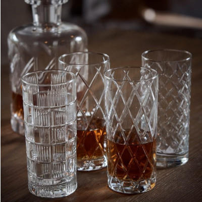 Longdrinkglasen | 4er-Set