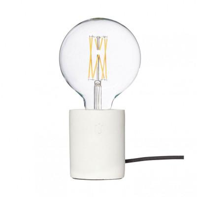 Lumi Table Lamp   White