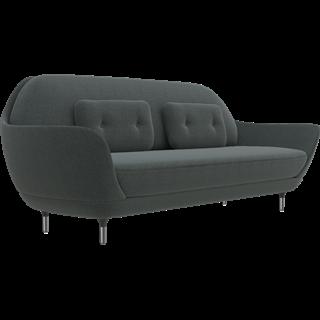 Sofa Favn JH3 | Divina Melange / Black 1 Fabric