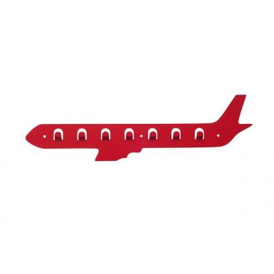 Coat Hanger Transporter Plane Red