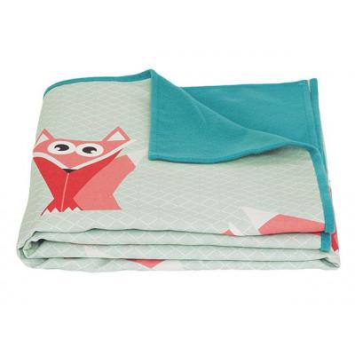Blanket Geo Forest | Fox