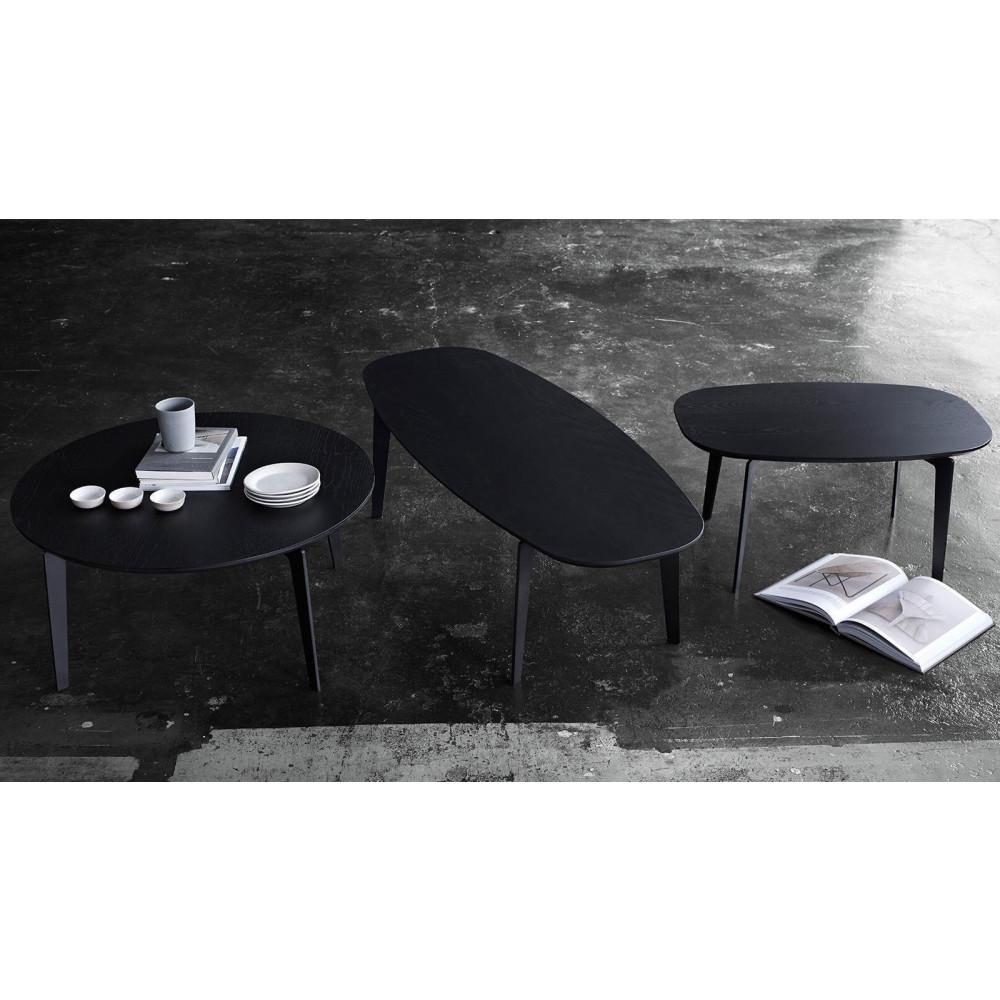 Join Table FH41 Ø 80 cm | Black