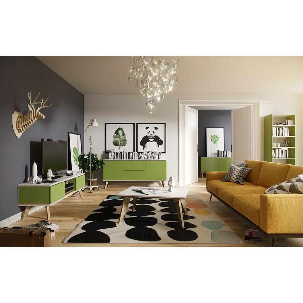 Bookshelf Jorgen | Green