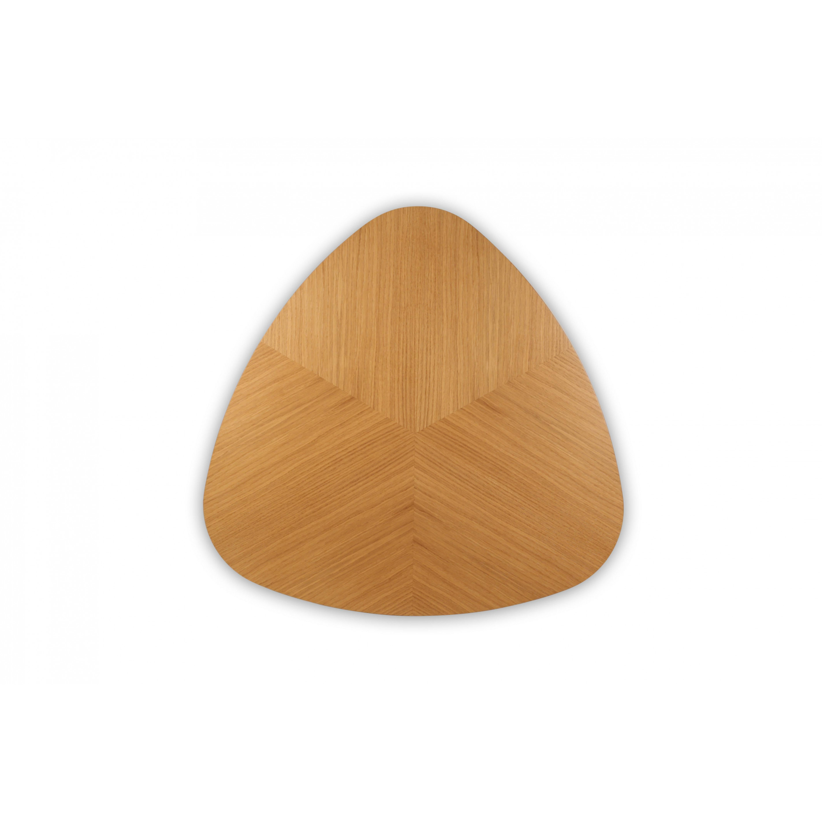 Coffee Table Plektron Oak/Black
