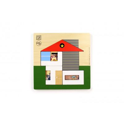 Puzzle | Haus