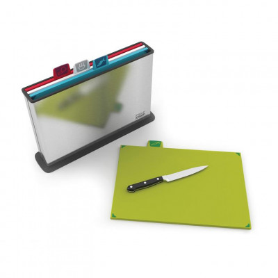 Chopping Boards Index Advance in Steel Case | Set of 4