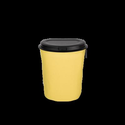 Flextrash Mülleimer 3 L | Gelb