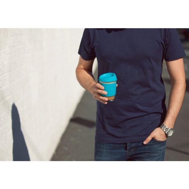 Wiederverwendbarer Becher JOCO Small | Vintage Blue