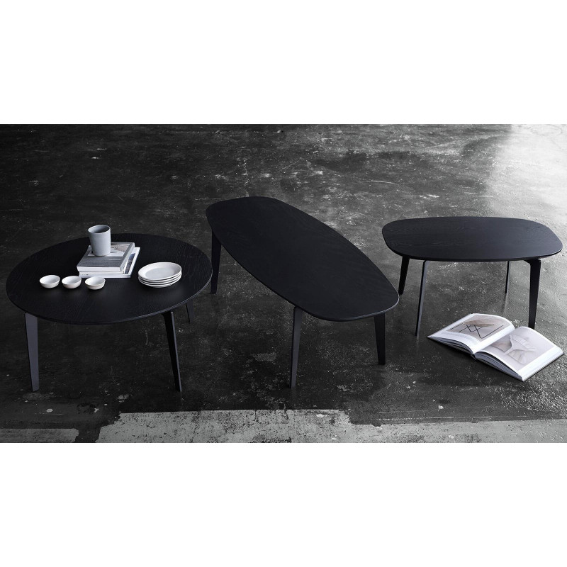 Join Table FH21 47 x 76 cm   Black