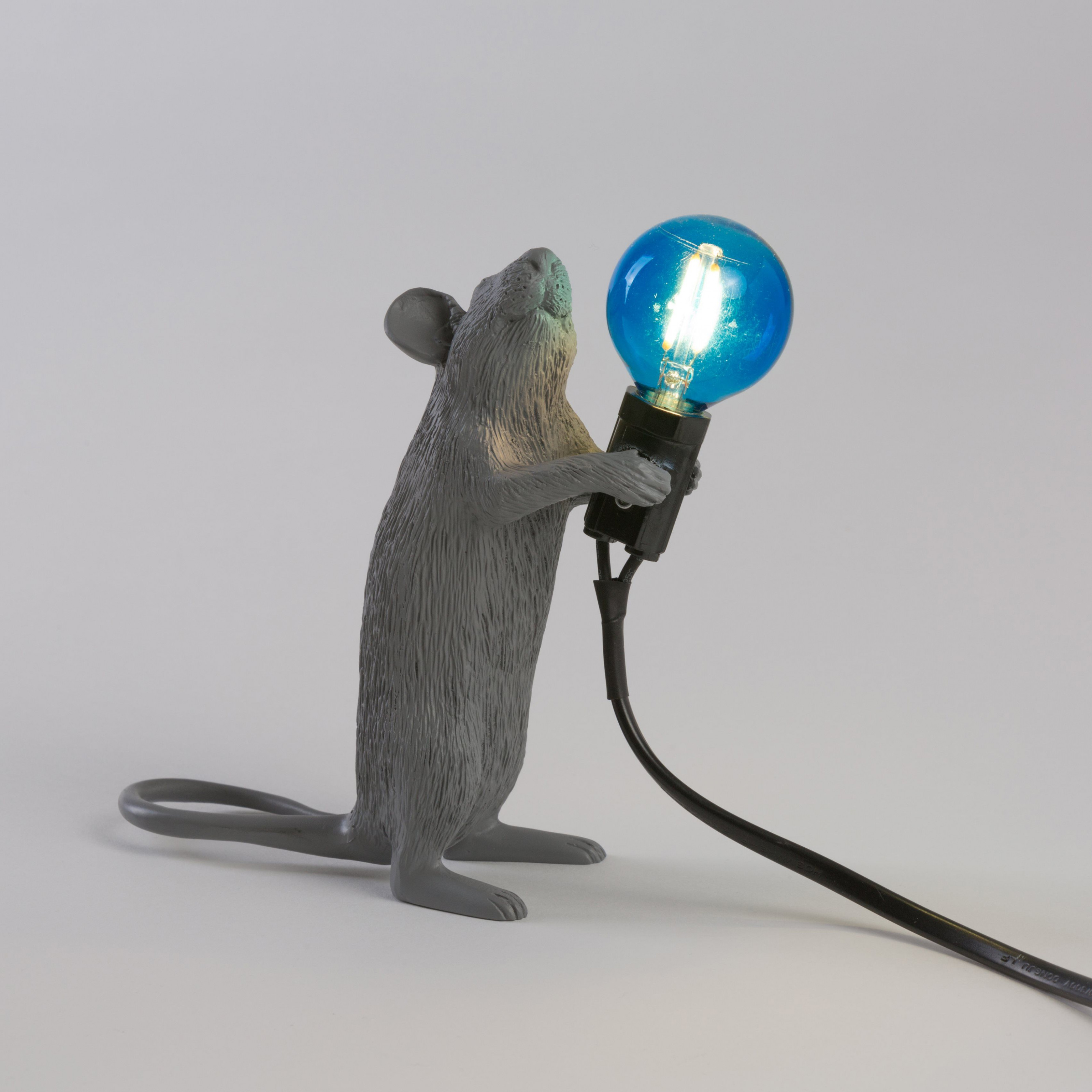 Lamp Mouse Step | Grey