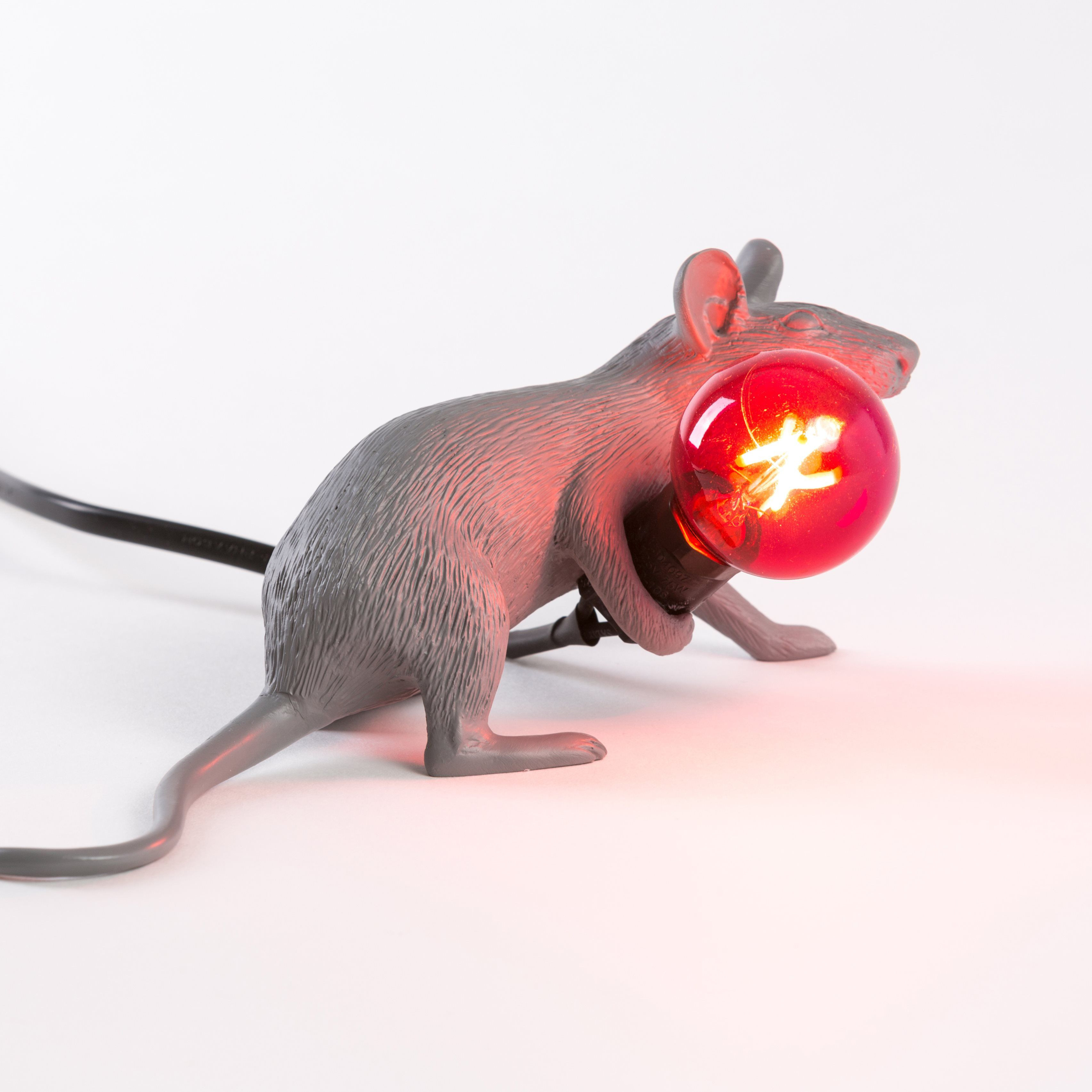 Lamp Mouse Lop | Grey