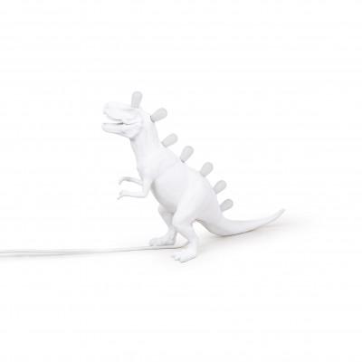 Lampe Jurassic T-Rex | Weiß