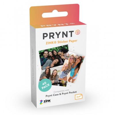 Zinc Sticker Paper | 40 Pack