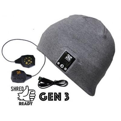 Justright Bluetooth Beanie | Grey