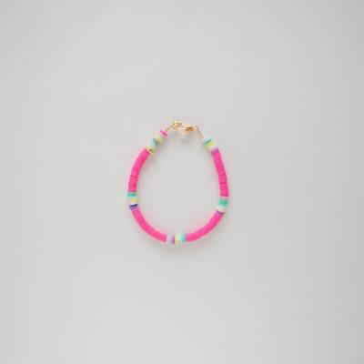 Armband für Erwachsene Jujie   Fuchsia