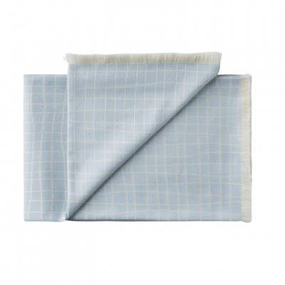 Plaid Juliaca 130 x 200 cm | Blau