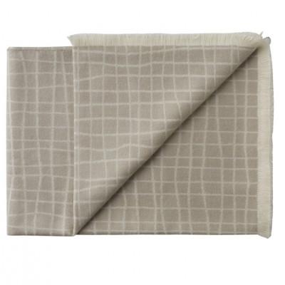Plaid Juliaca 130 x 200 cm | Grau
