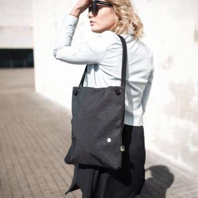 Handbag Raja | Black