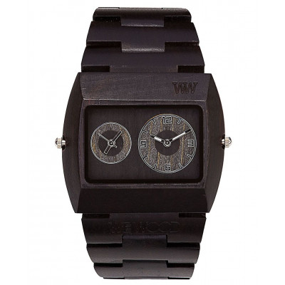 WeWood Watch JUPITER Black