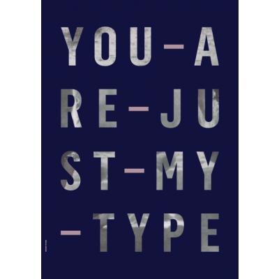 Nur mein Typ Poster | Nur mein Typ