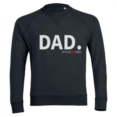 Sweatshirt Dad | Black
