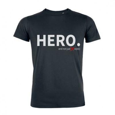 T-shirt Hero | Black
