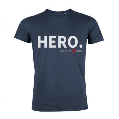 T-shirt Hero | Navy