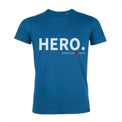 T-shirt Hero | Royal Blue