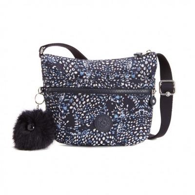 Shoulder Bag Basic Arto | Weiß Blau
