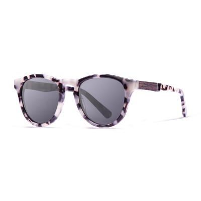 Sonnenbrille Florencia   Schwarz + Schildkrötengestell