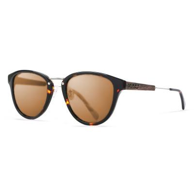 Sonnenbrille Venezia   Braun + Brauner Rahmen