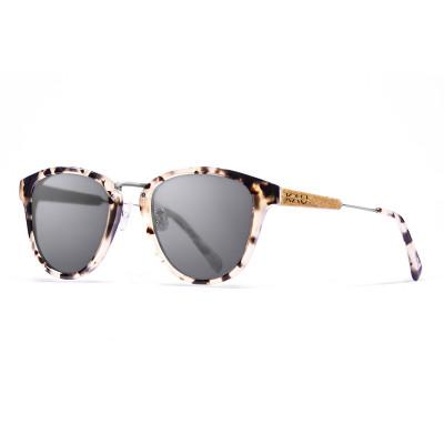 Sonnenbrille Venezia   Schwarz + Schildkrötenrahmen
