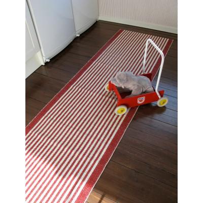 Roter Kadett-Teppich