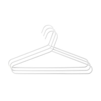 Kleiderbügel 3er-Set | Weiß