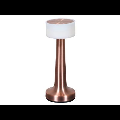 Schreibtischlampe LED Kaya | Bronze