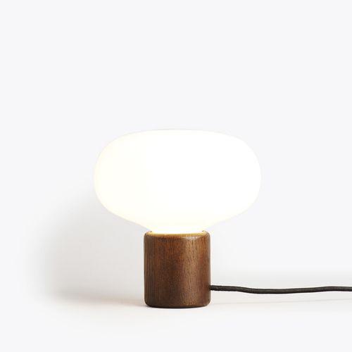 Karl-Johan Table Lamp | Smoked Oak