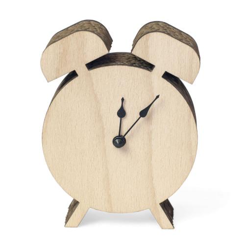 Cardboard Clock | Natural