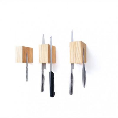 Messerkasten | Helles Holz
