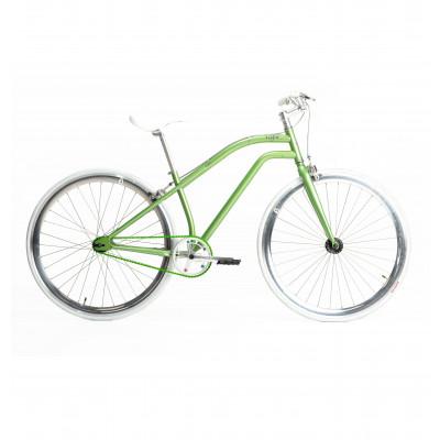 Chill Bikes | Vogue Grün - Weiß