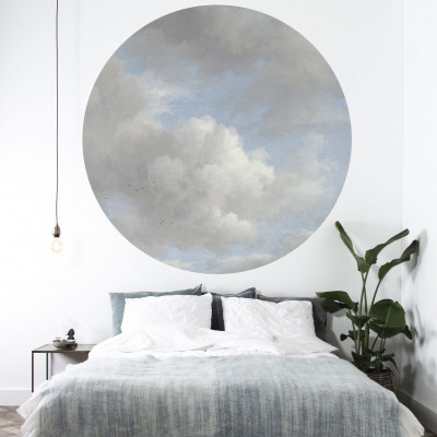 Wall Poster 190 cm Golden Age | Cloud