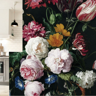 Wallpaper Golden Age | Flowers