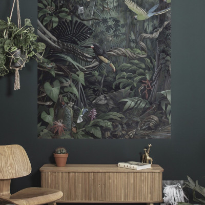 Wall Board | Tropical Landscape