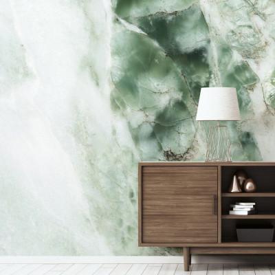 Wallpaper | Marble Green
