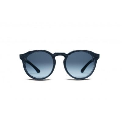 Kepler Denim Sunglasses | Marina Blue